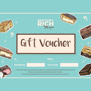 Gift a Ridiculously Rich by Alana treat
