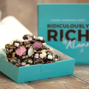 Belgian Chocolate Rocky Road