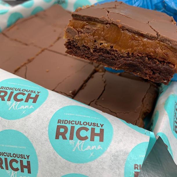 Millionaires Brownie