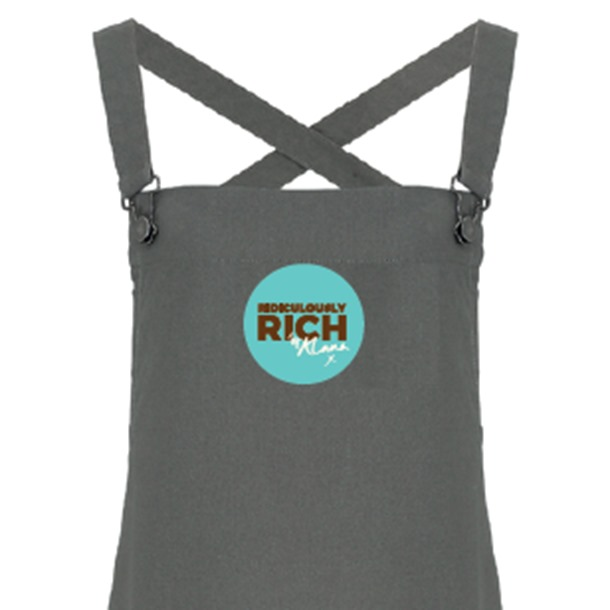 Brand New! Ridiculously Rich Apron