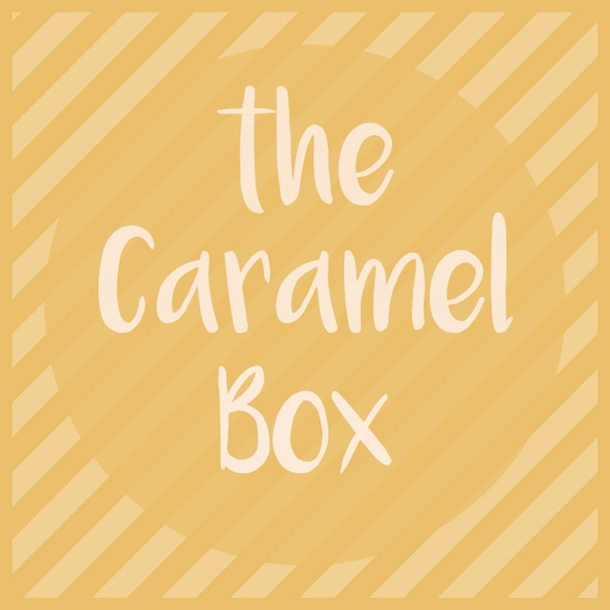The Ridiculously Rich Caramel Box